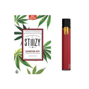 STIIIZY Starter Kit – Red