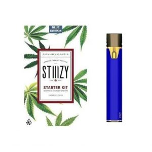 STIIIZY Starter Kit – New Blue Edition