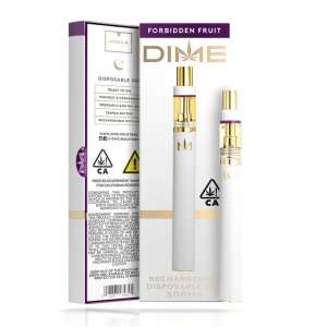 DIME 500mg Disposable – Forbidden Fruit