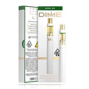 DIME 500mg Disposable – Dime OG