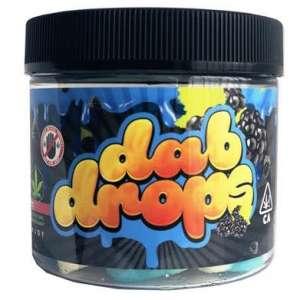 Dab Drops – Blue Rasbpberry 300mg