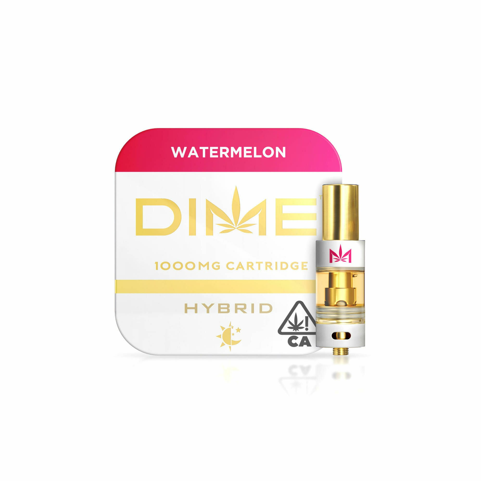 DIME 1000mg Cartridge – Watermelon