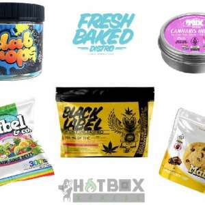 All Edibles B1G1 50% OFF
