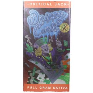 Drippy Carts – Critical Jack