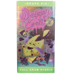 Drippy Carts – Grape Pie