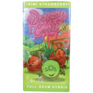 Drippy Carts – Kiwi Strawberry