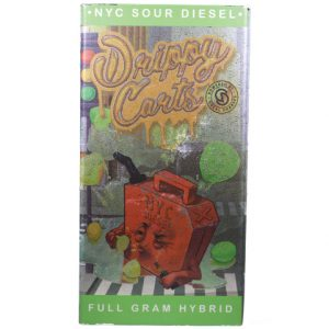 Drippy Carts – NYC Sour Diesel