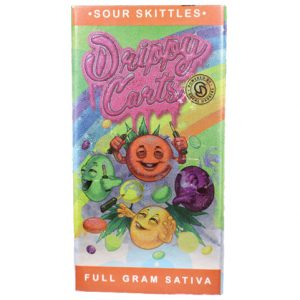 Drippy Carts – Sour Skittles