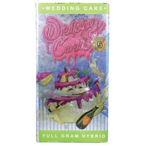 Drippy Carts – Wedding Cake