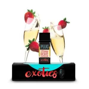 PLUGplay EXOTICS – Strawberry Champagne