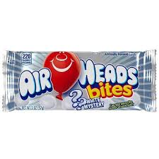 AIRHEADS Bites – White Mystery
