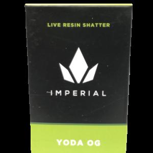 IMPERIAL Nug Run Shatter – Yoda OG