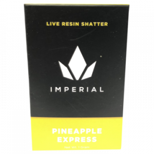IMPERIAL Nug Run Shatter – Pineapple Express