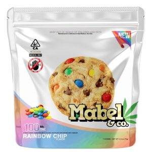 Mabel & Co. – Rainbow Chip 100mg